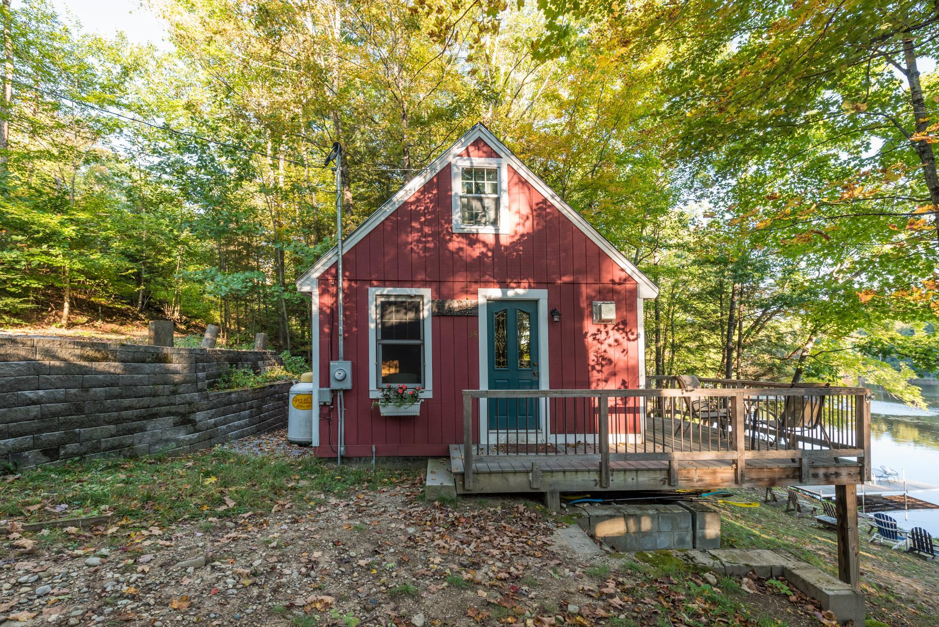 Newbury NH 03255Home for sale $List Price is $285,000
