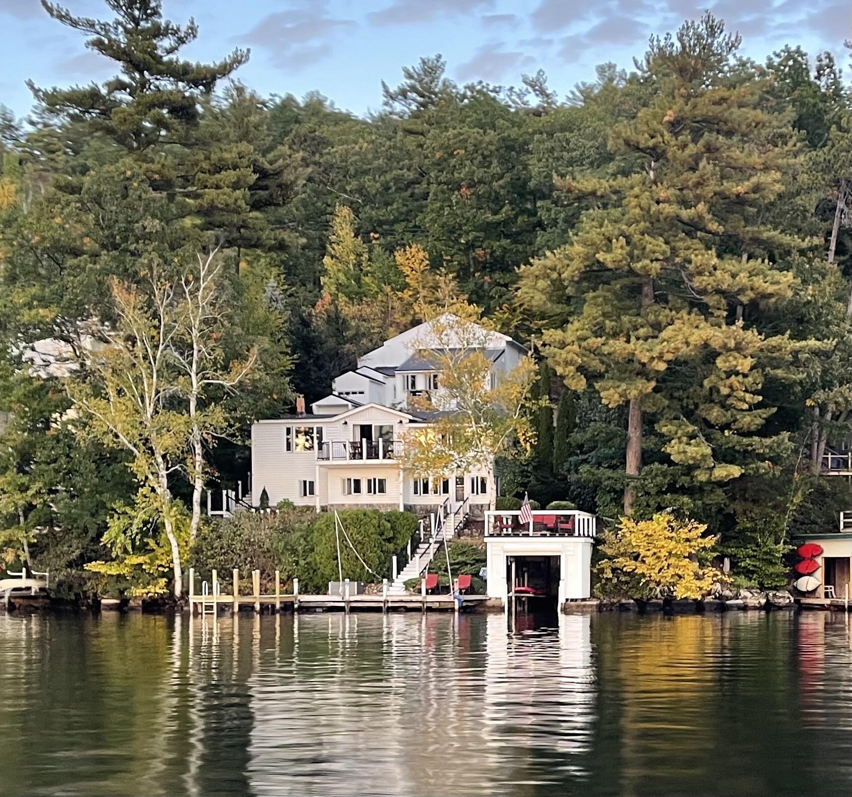 VILLAGE OF ALTON BAY IN TOWN OF ALTON NHLake House for sale $$1,695,000 | $1,394 per sq.ft.