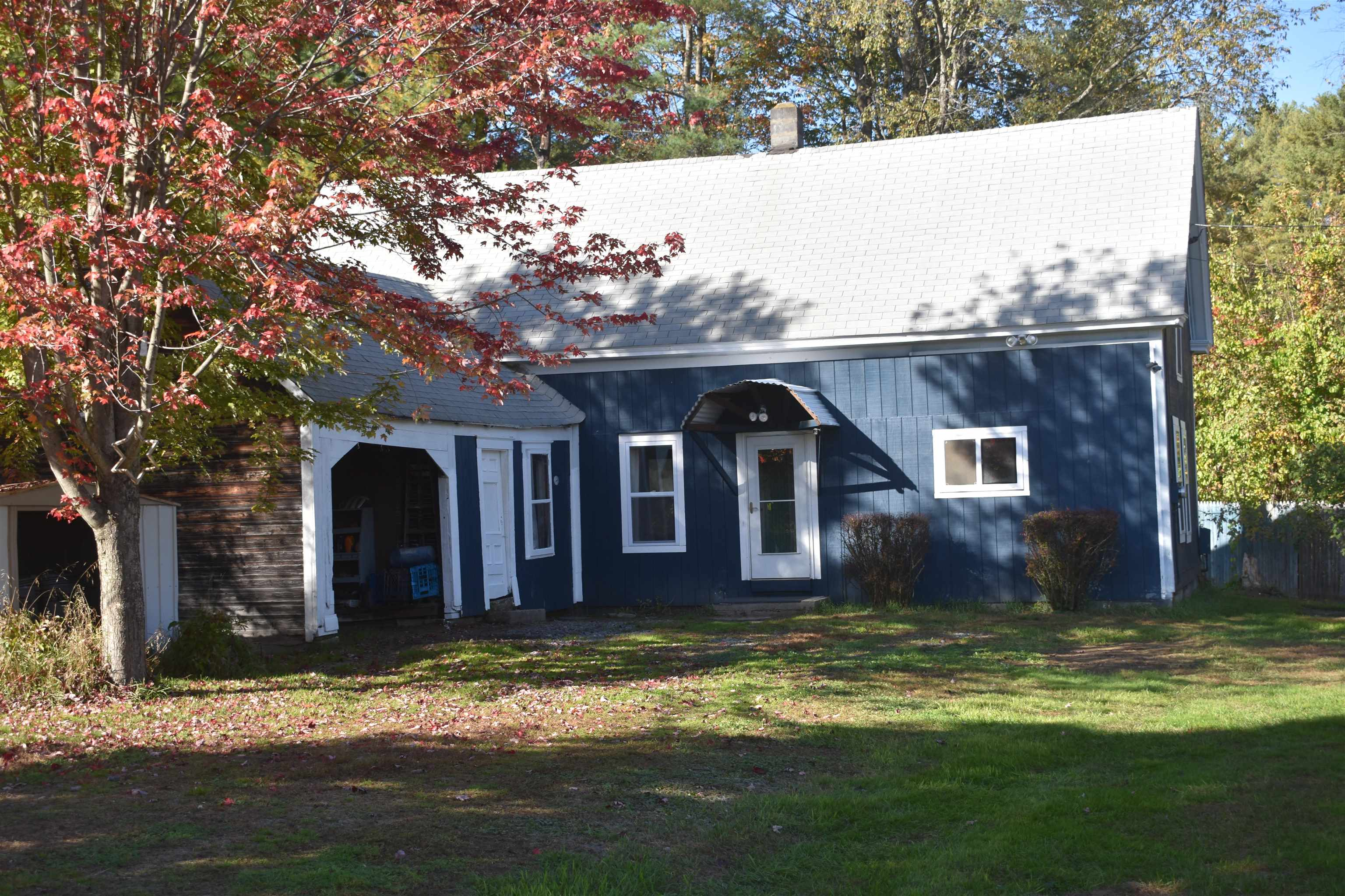 Springfield VT 05150Home for sale $List Price is $139,000