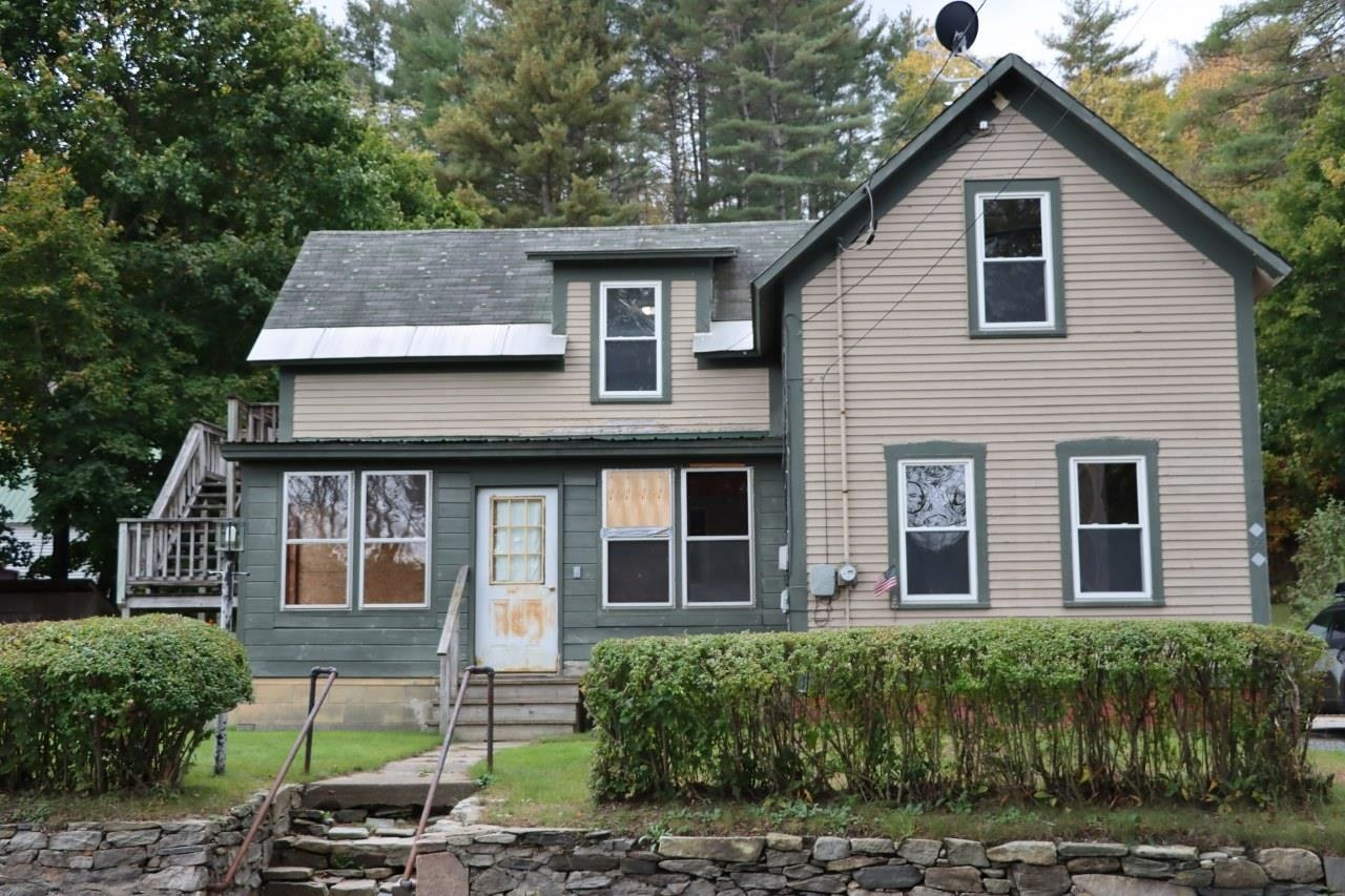 Springfield VT 05156Home for sale $List Price is $125,900
